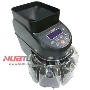 Bill Counter NT4400 Electronic Coin Sorter (Hevy Duty) เครื่องนับพร้อมคัดแยกเหรียญ แบบตั้งโต๊ะ